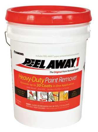 Peel Away Peel Away 1 Heavy-Duty Paint Remover, 5 Gallon Kit DUMOND 1005N by DUMOND
