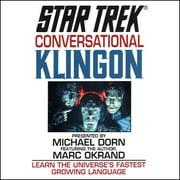 Star Trek: Conversational Klingon - Audiobook
