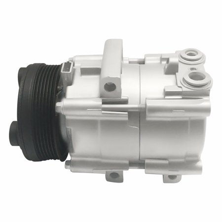 Fits 2002 Ford Crown Victoria Police Interceptor 4.6L A/C Compressor and Clutch