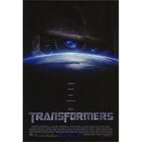 Posterazzi MOV400397 Transformers - Style E Movie Poster - 11 x 17 in.