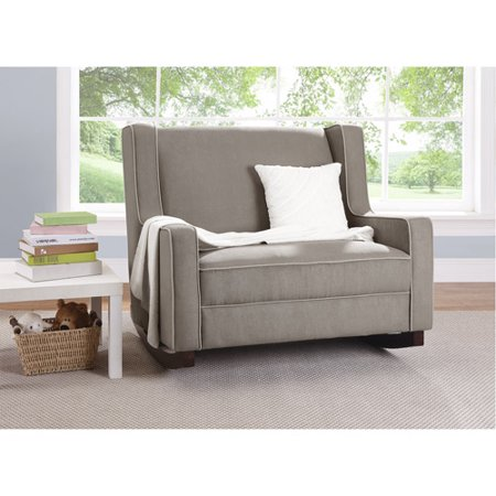 Baby Relax Hadley Double Rocker Dark Taupe ()