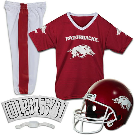Arkansas Razorback Game (Franklin Sports NCAA Arkansas Razorbacks Uniform Set,)
