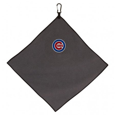 "Chicago Cubs 15"" x 15"" Microfiber Golf Towel - No Size"