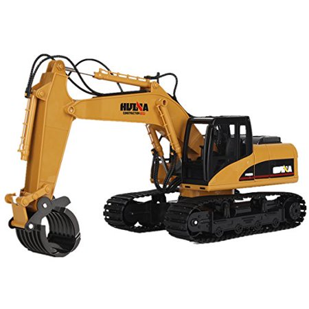 1/50 Scale DIECAST GRAPPLER EXCAVATOR Construction Model Vehicle ()