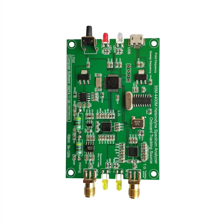 Spectrum Analyzer USB LTDZ 35-4400M Signal Source Tracking Source Module BI1383