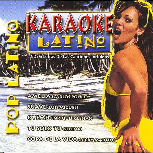 Pop Latino: Karaoke Latino