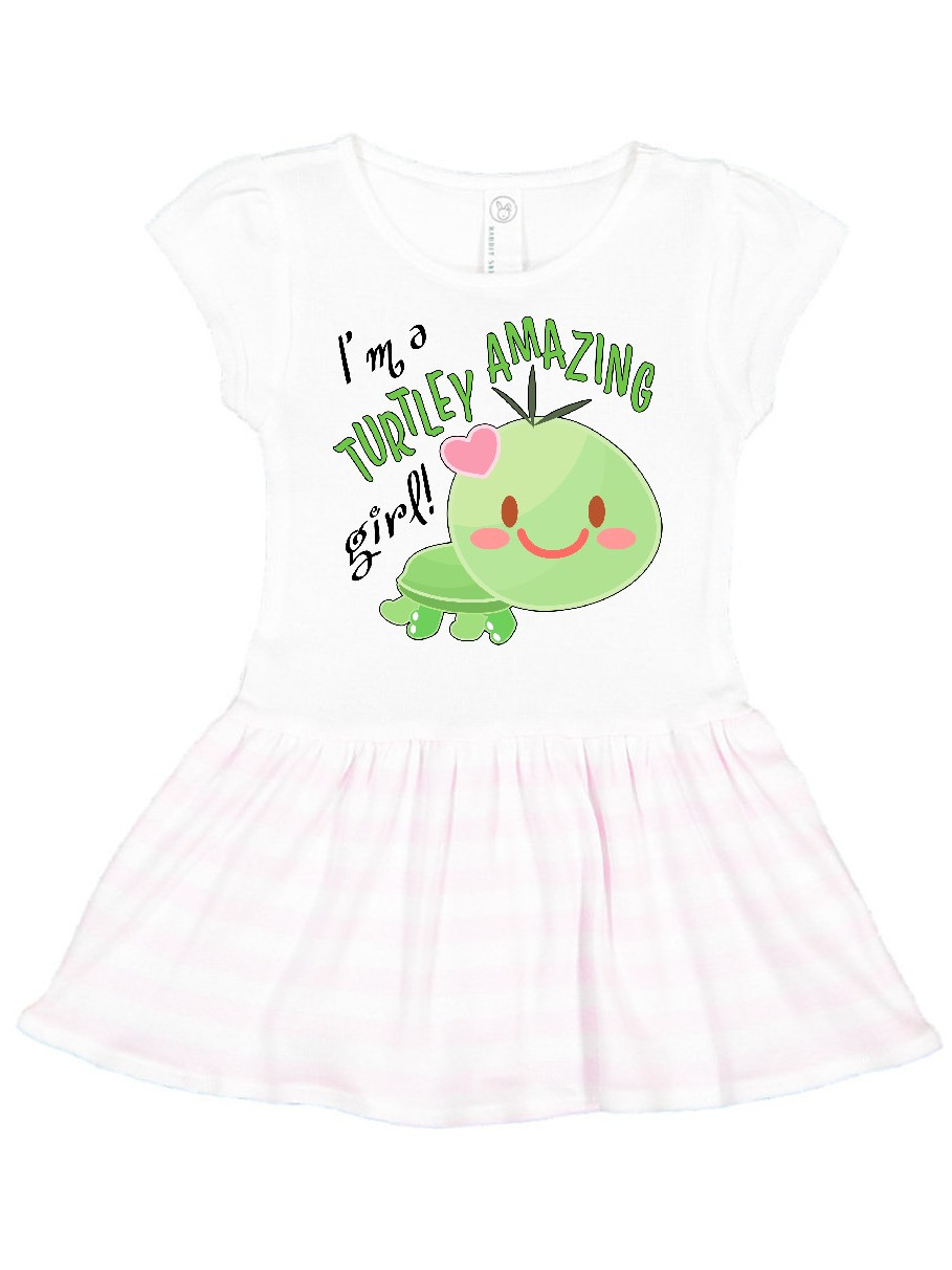 Size 24 Months Turtlely Awesome tank dress with ruffles