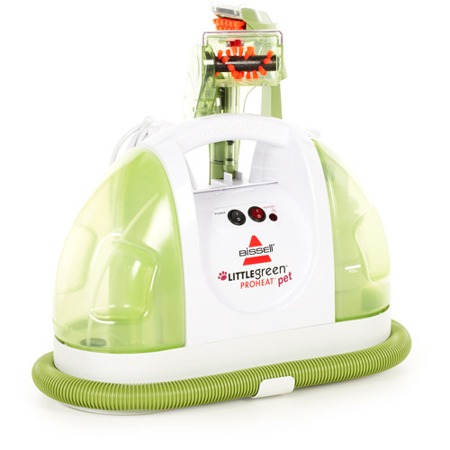 Bissell Little Green ProHeat Pet Portable Deep Cleaner, 1425W