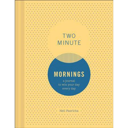 Minute To Win It Halloween (Two Minute Mornings: A Journal to Win Your Day Every Day (Gratitude Journal, Mental Health Journal, Mindfulness Journal, Self-Care)