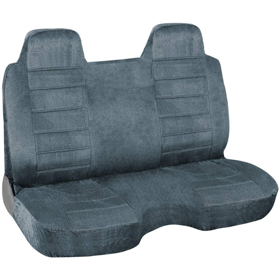 BDK Dotted Cloth Stickshift Seat Cover for Pick Up Truck