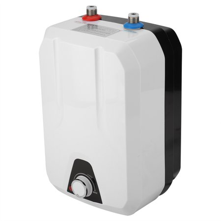Lv. life 8L Mini Instant Electric Water Heater Tankless Shower Hot Water System US,  Mini Instant Electric Water Heater,Instant Electric Water (Best Hot Water Heating System)
