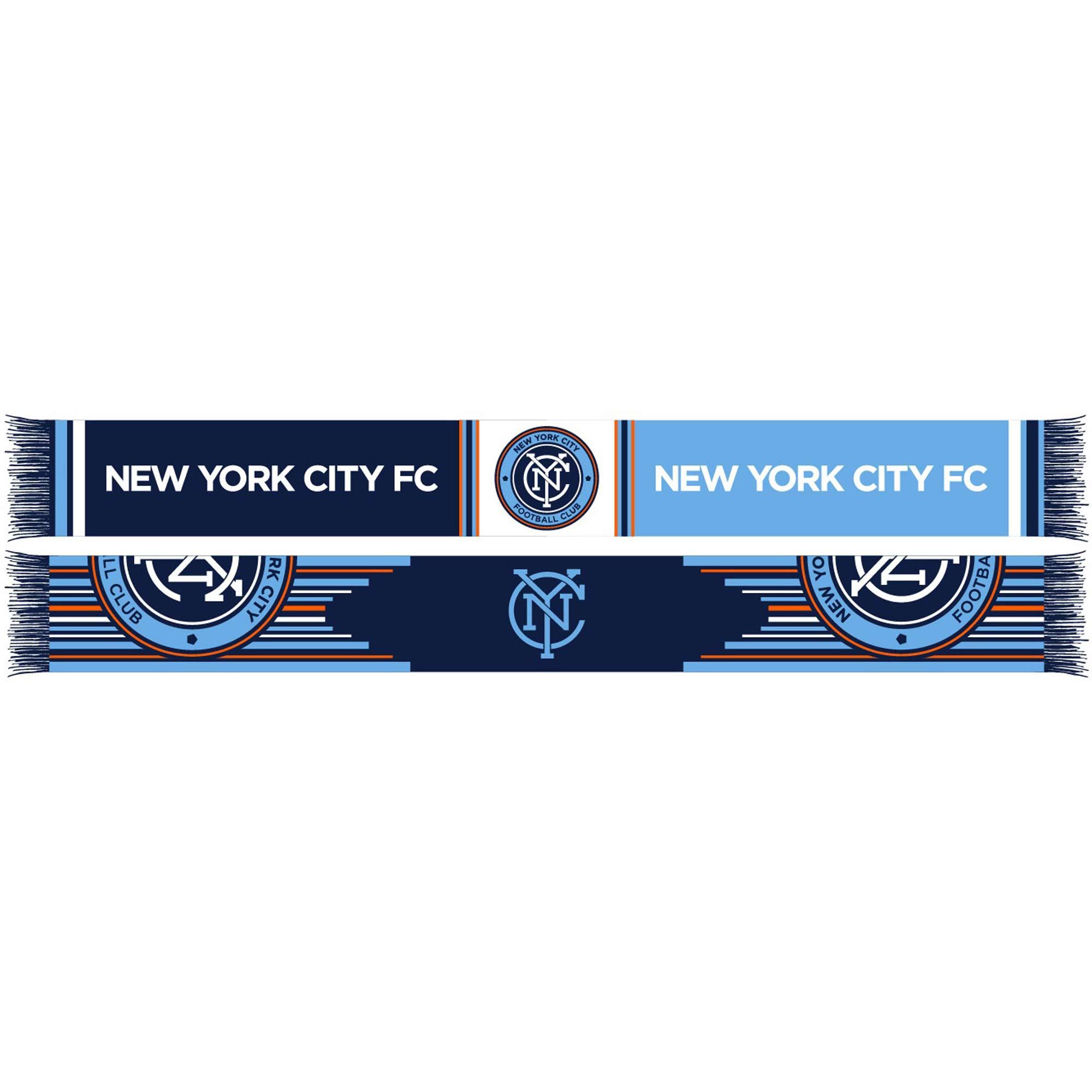 New York City FC Team Crest Scarf - No Size