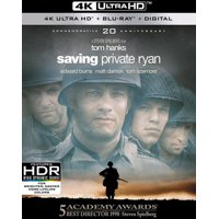 Saving Private Ryan (4K Ultra HD + Blu-ray + Digital Copy)
