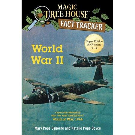 World War II - eBook (World War 2 Tanks Facts For Kids)