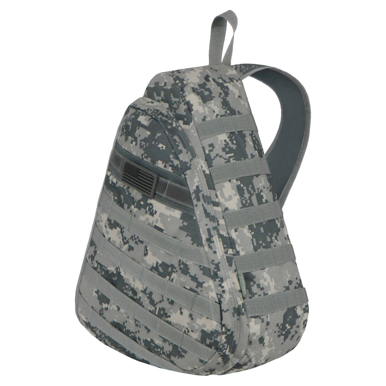 East West U.S.A. Tactical Molle ACU Sling Backpack