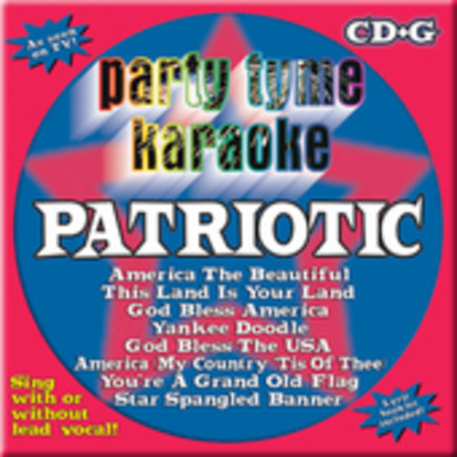 Party Tyme Karaoke: Patriotic