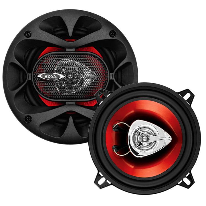 "Boss Audio CH5520 Chaos Exxtreme 5.25"" 2-way 200-watt Full Range Speakers - 100 Hz to 18 kHz - 4 Ohm - 90 dB Sensitivi"