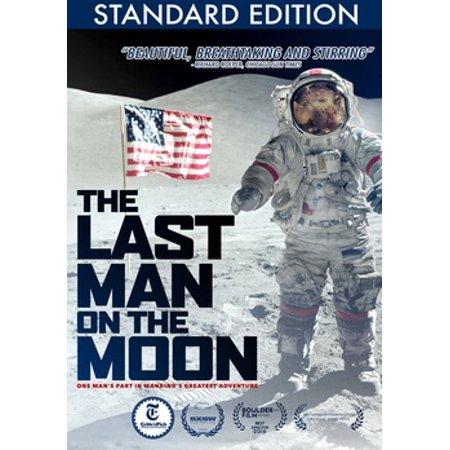 The Last Man on the Moon (DVD) - Last Full Moon On Halloween