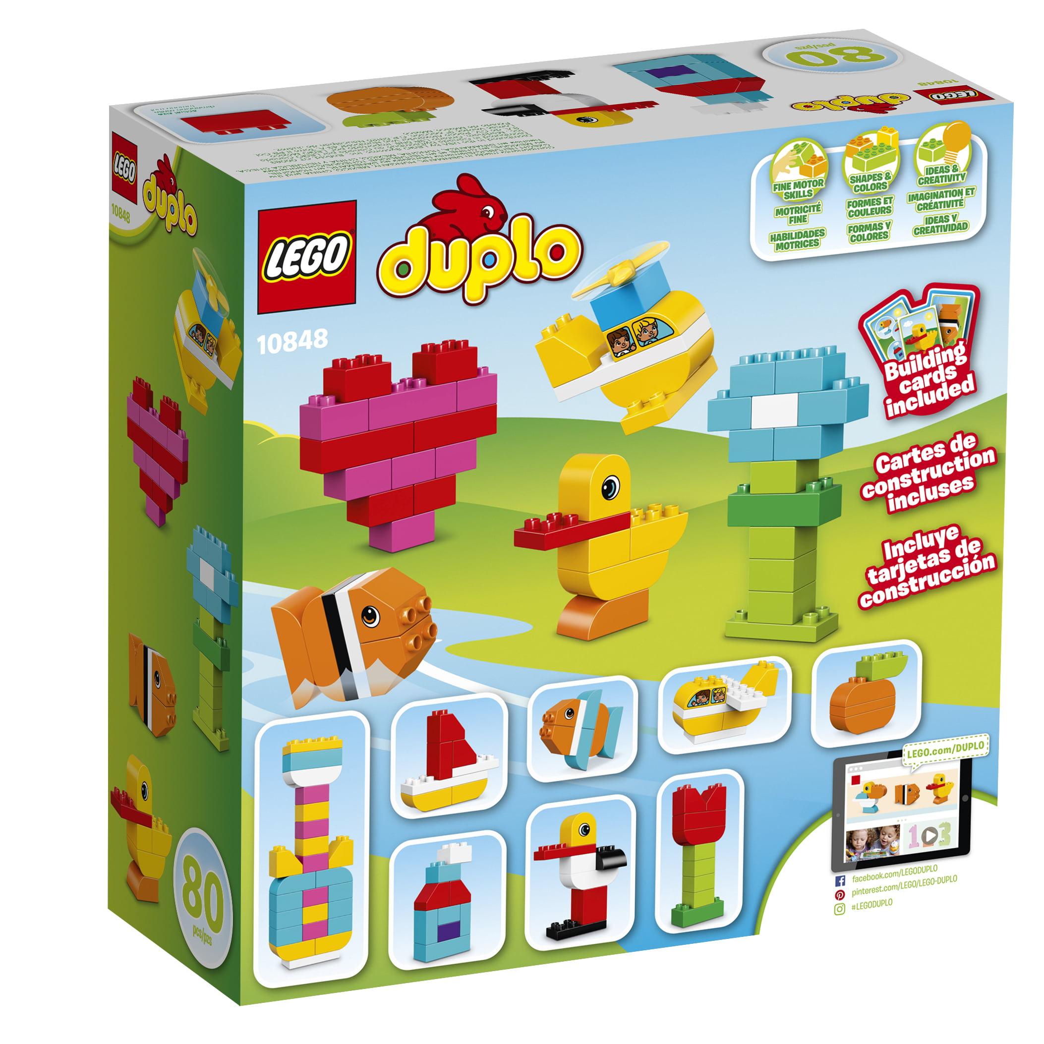Lego Duplo My First Bricks 10848 Walmart