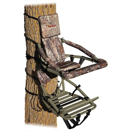 Api magnum climbing tree stand for Climbing tree stand plans
