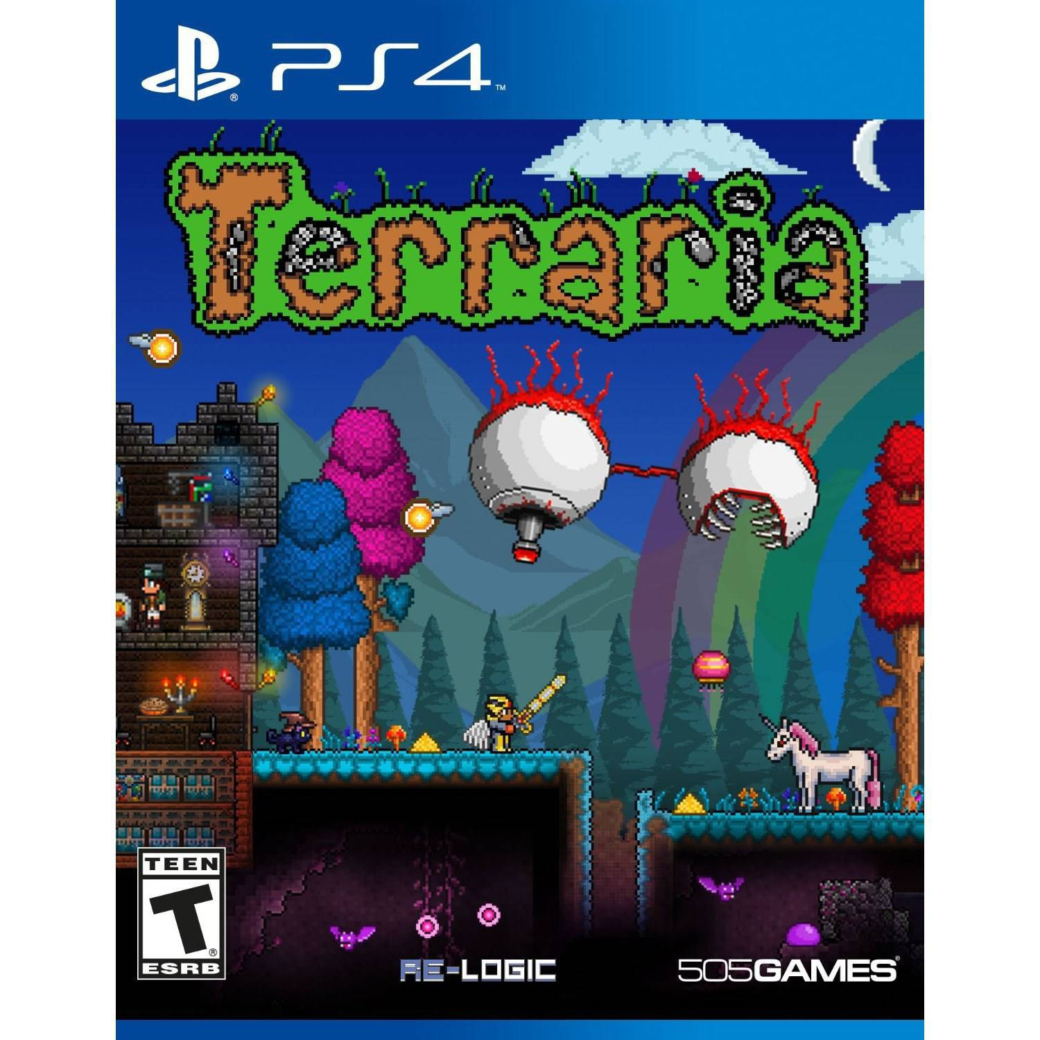 505 Games Terraria (PS4) - Pre-Owned