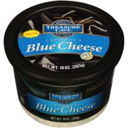 Treasure Cave? Crumbled Blue Cheese 10 oz. Tub