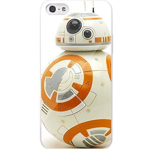 Ganma star wars bb 8 character Case For iPhone 8 /8 White Case
