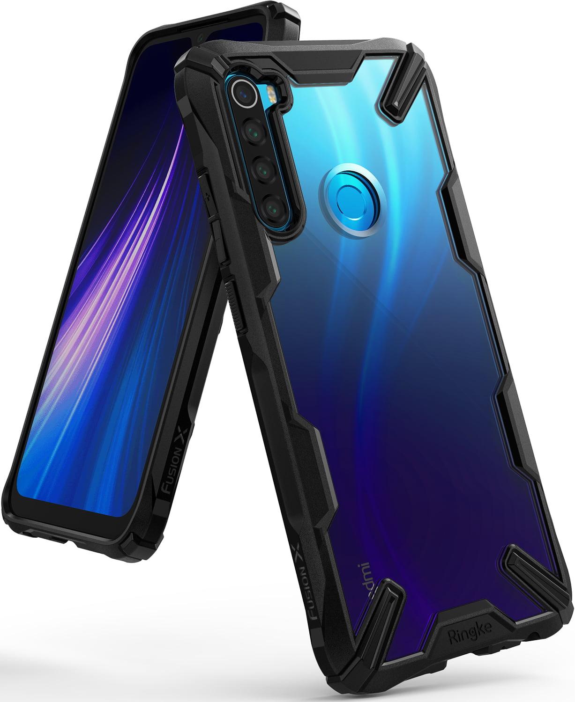 Xiaomi Redmi Note 8 Case Xiaomi Redmi Note 8 Cover Ringke Fusion X Black Walmart Com Walmart Com