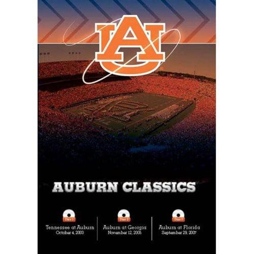 Auburn Sec Classics (DVD)