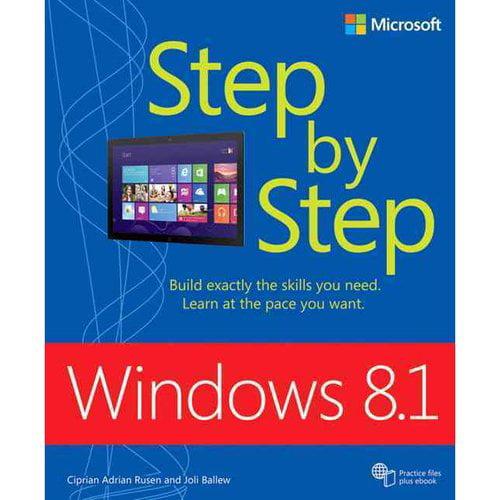 Windows 8.1: Step by Step