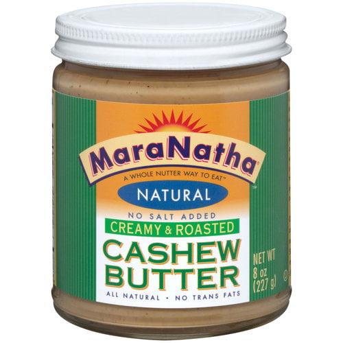 MaraNatha Roasted Cashew Butter