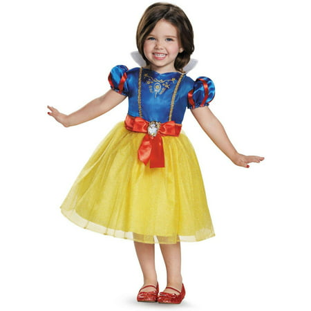 Snow White Classic Child Halloween Costume](Snow White Kid Costume)