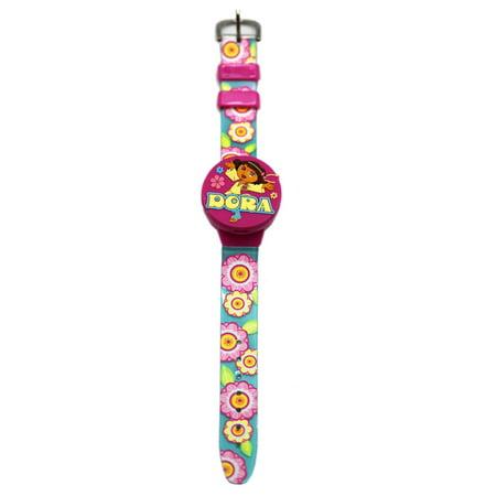 Nick Jr's Dora the Explorer Kids Digital Watch With Swappable Dial Covers](Dora The Explorer Dora's Halloween Watch Online)