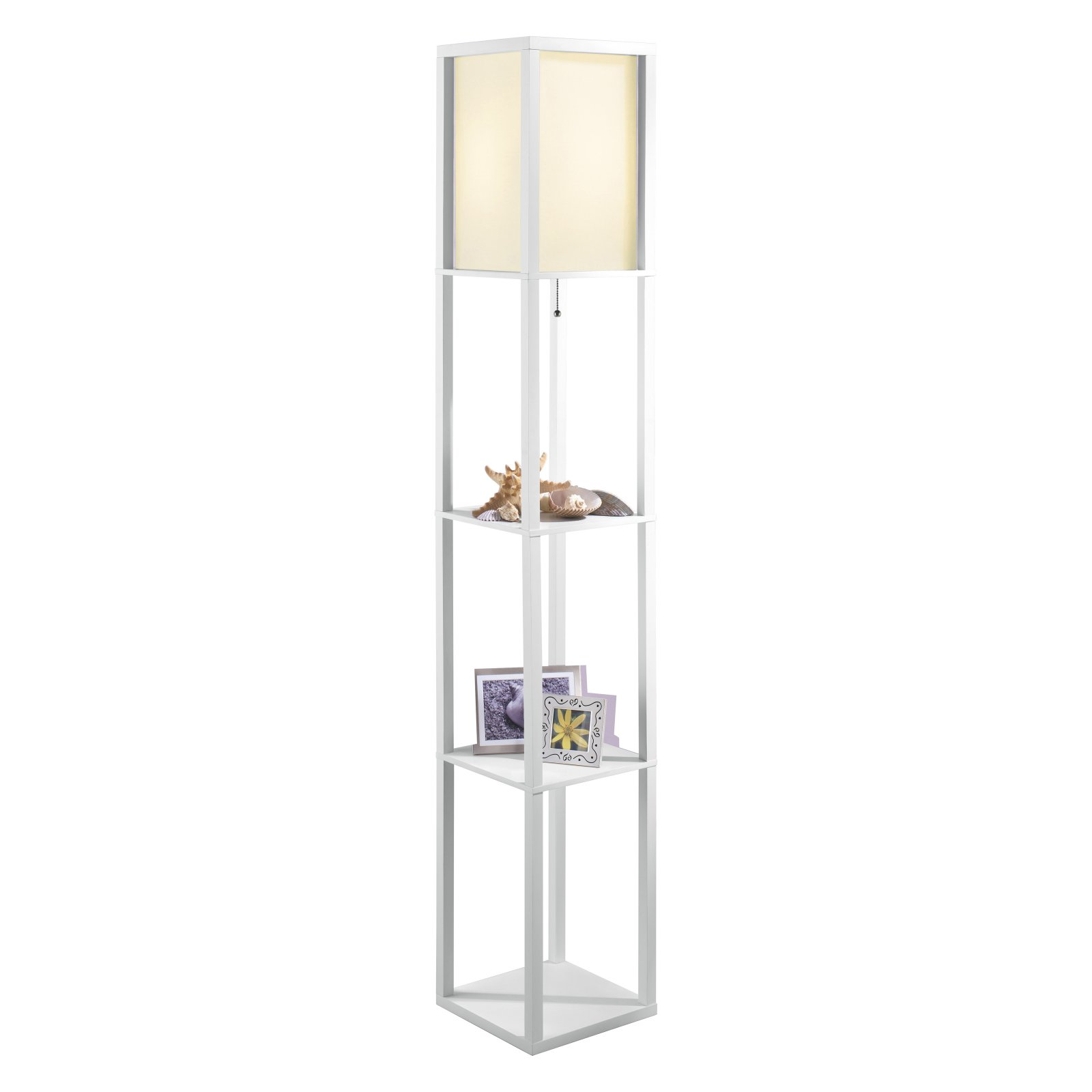 Catalina Finley Etagere Floor Lamp by Overstock