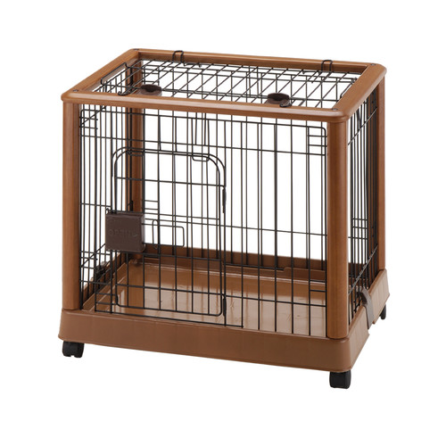 Richell Mobile Pet Pen, Small