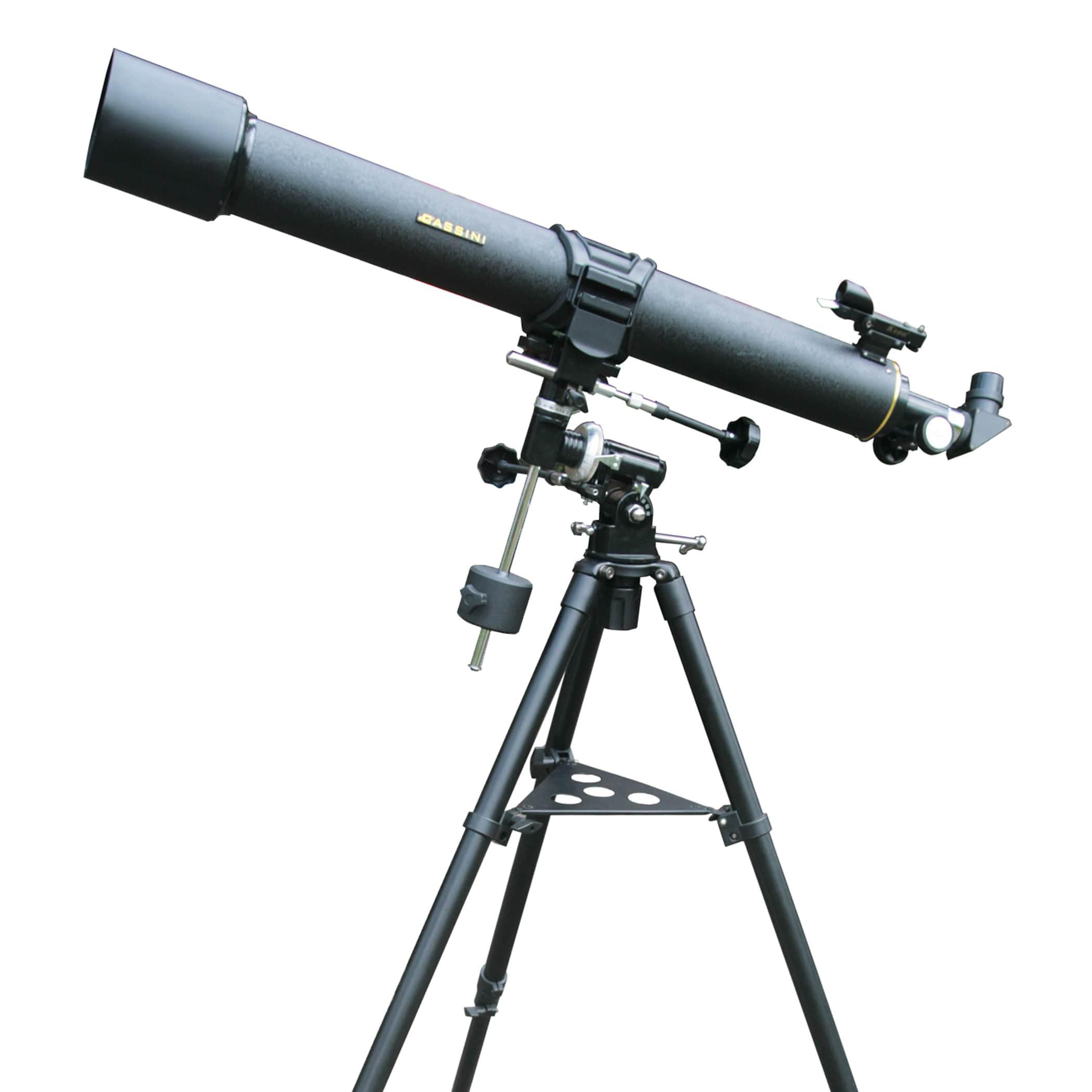CASSINI  C-90080EQ1 900mm x 80mm EQ1 German Equatorial Mo...