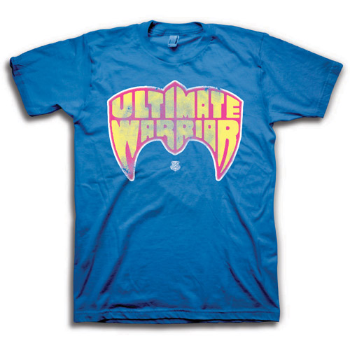 Men's WWE Ultimate Warrrior Graphic Tee
