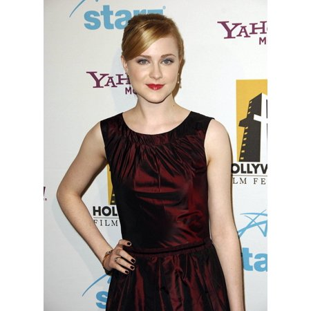 Evan Rachel Wood At Arrivals For Hollywood Film Festival 10Th Annual Hollywood Awards The Beverly Hilton Hotel Beverly Hills Ca October 23 2006 Photo By Michael GermanaEverett Collection Celebrity](Hollywood Halloween Festival 2017)