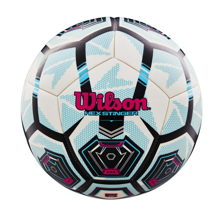 Wilson Hex Stinger Soccer Ball, Size - Plush Soccer Ball