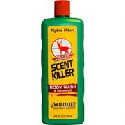 Scent Killer Body Wash & Shampoo 24 fl oz
