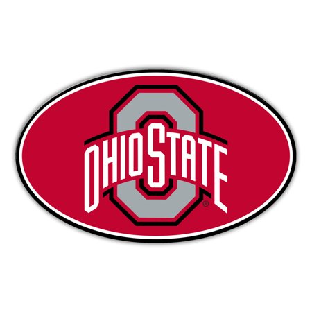 "Ohio State Buckeyes 8"" Car Magnet - New UPC"