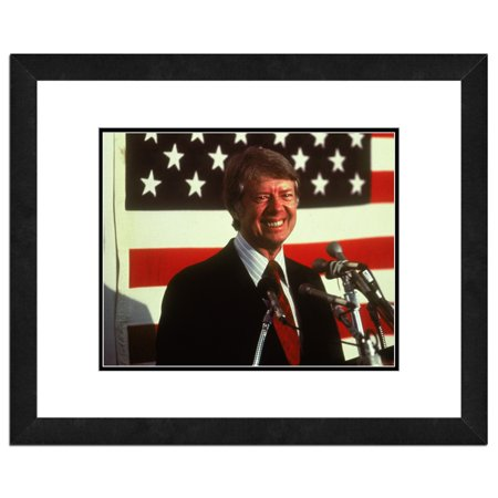 - Jimmy Carter Framed Photo by Photo File