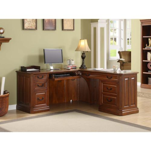 Augusta Return Desk-Option:Without Hutch