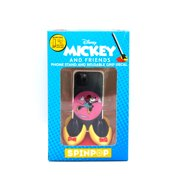 Disney SpinPop Cell Phone Stand and Pop Grip Holder Decal Sticker, Minnie Mouse