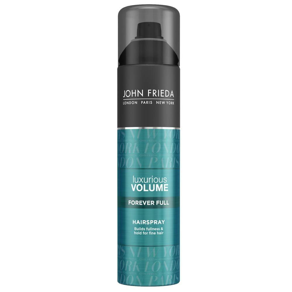 John Frieda Luxurious Volume Forever Full Hairspray, 10 oz