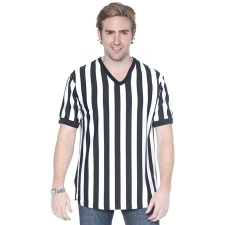 - MENS REFEREE V NECK T-SHIRT UNIFORM JERSEY - In Your Face