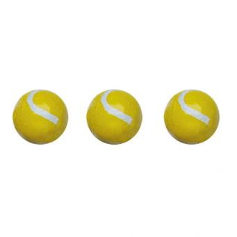 Madelaine Chocolate Tennis Balls, (5 Pounds)
