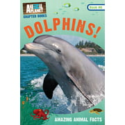 Dolphins! (Animal Planet Chapter Book #6) - eBook