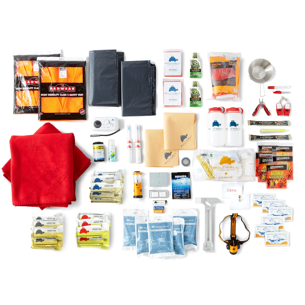 Boltwell B 72 Foundation Survival Kit by Overstock
