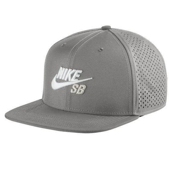 newest 56f9a d84db Nike - Nike SB Performance Trucker Hat - Dust   Black   White ...